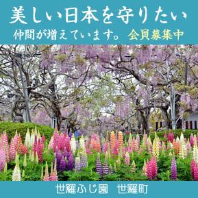 美しい日本を守りたい